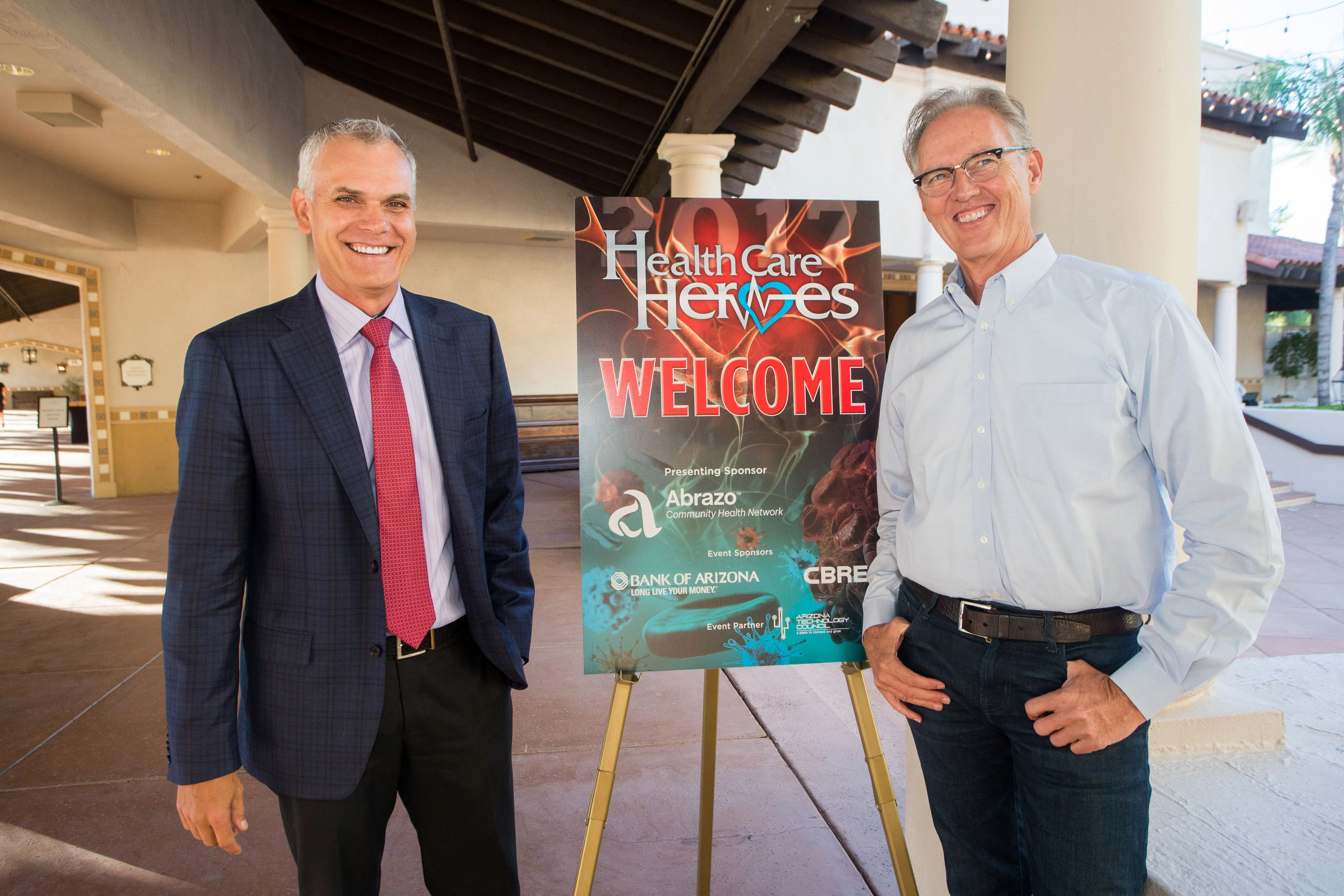 Phoenix Business Journal Chooses Dr. David Berg as Innovator of the Year at Healthcare Heroes Awards
